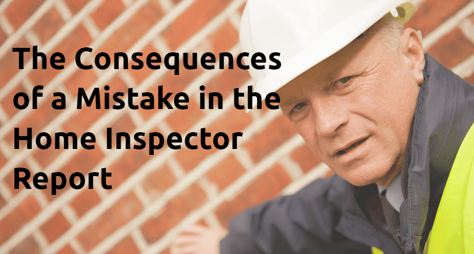 home inspector insurance from SBL