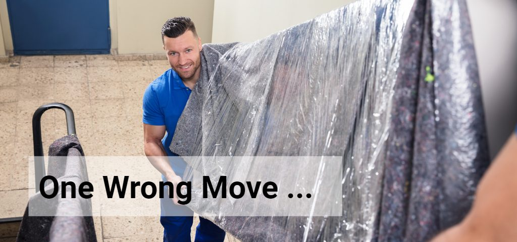 started a moving company