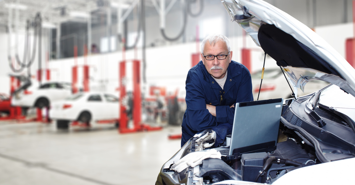 auto repair industry insurance from Small Business Liability