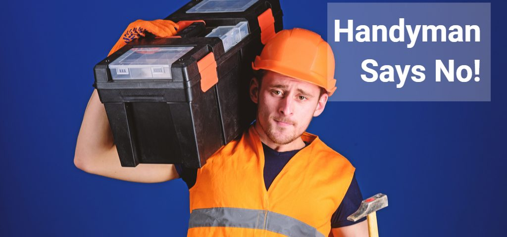 handyman insurance from Small Business Liability
